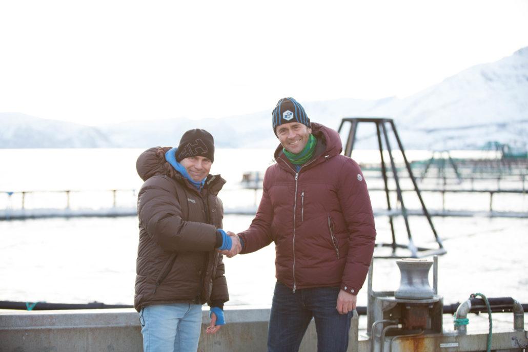 Seafood - Norwegian - Trout - fjord trout - Fresh trout - Fresh fish - fish farmers - Global Gap - ASC