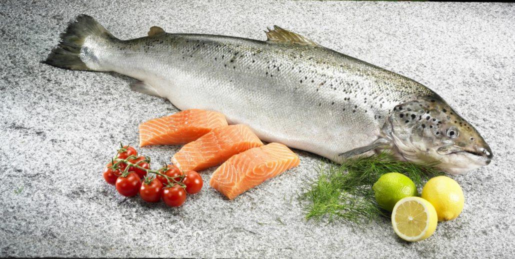 Seafood - Norwegian - VAP Salmon - Salmon fillet - Fresh Salmon - Salmon Portions - Nasdaq - Farmed Salmon - Global gap